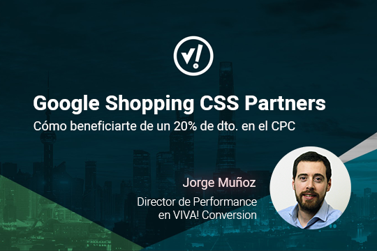 Shopping con CSS Partners
