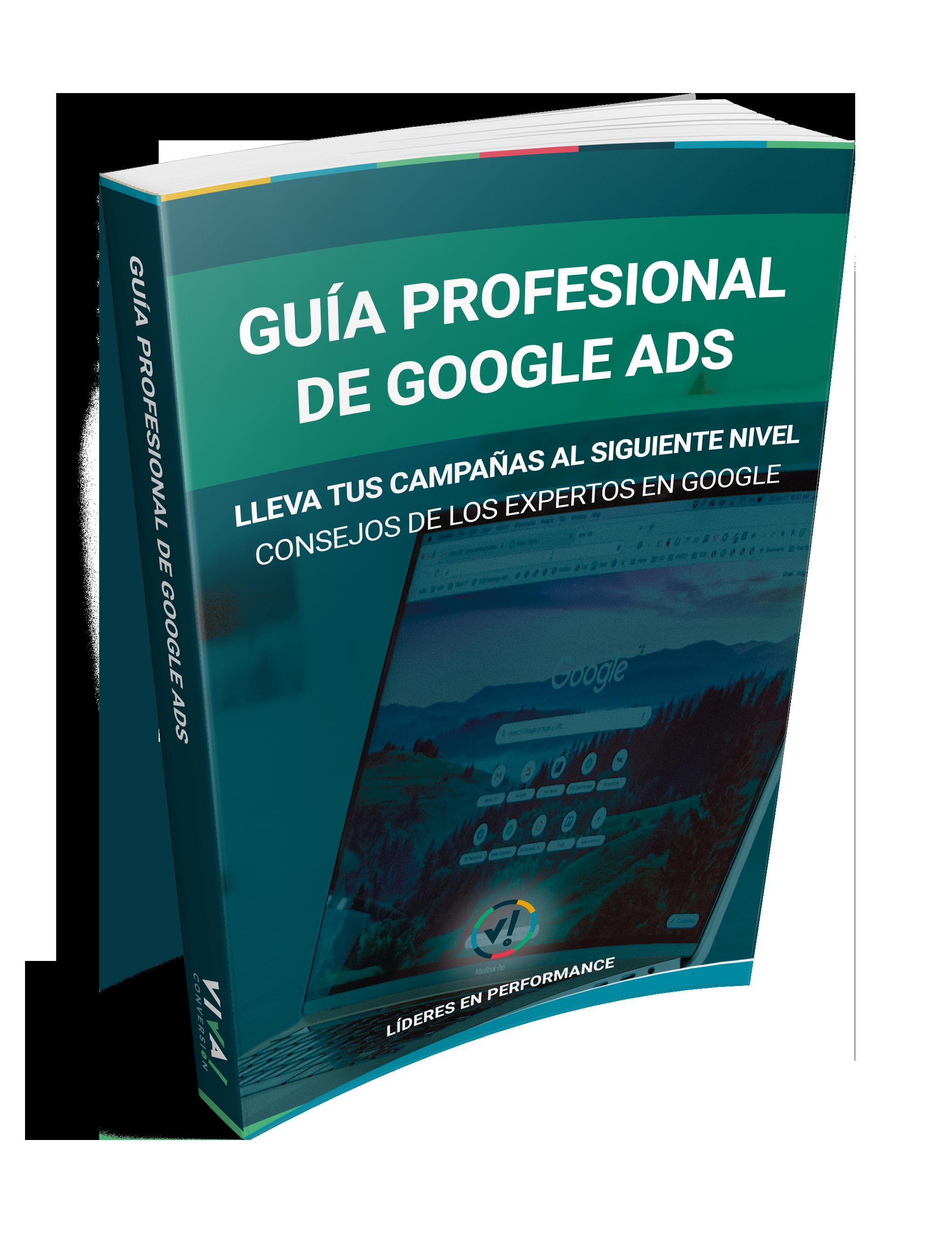 Guía avanzada de Google Ads