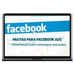 Pautas para Facebook Ads