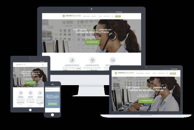 """""""Necesito el diseño un sitio web orientado a la conversión"""""""