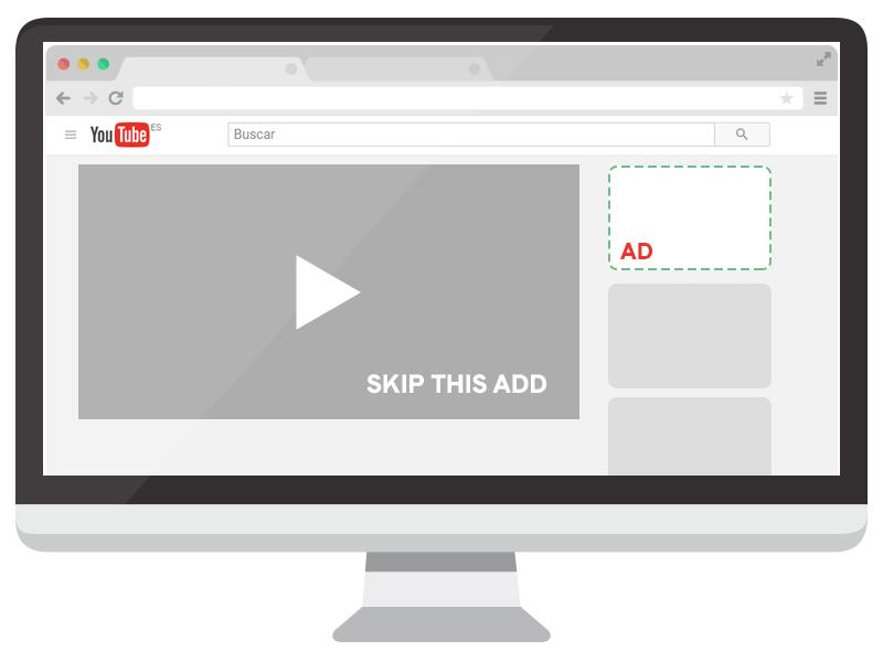 Campañas de publicidad en YouTube